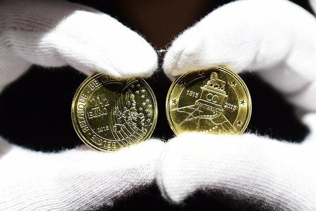 2.5 Euro Coin
