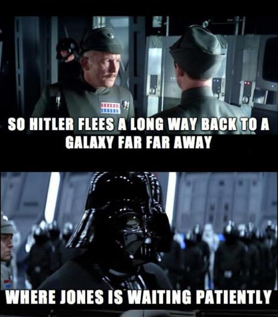 Indiana Jones Nazi 4