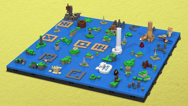 Wind Waker LEGO