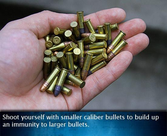 bullet medicine
