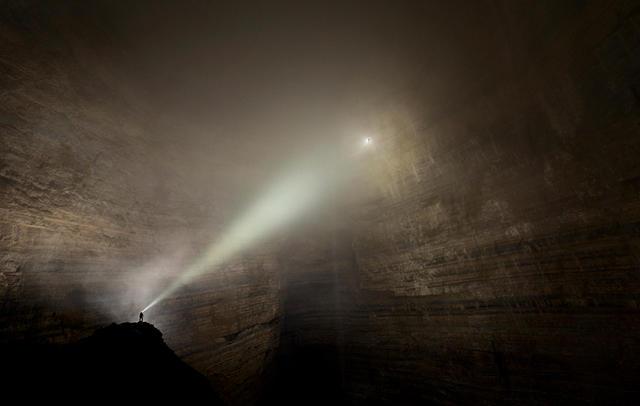 empty cave