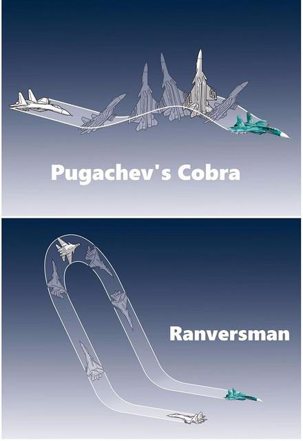 Cobra and Ranversman
