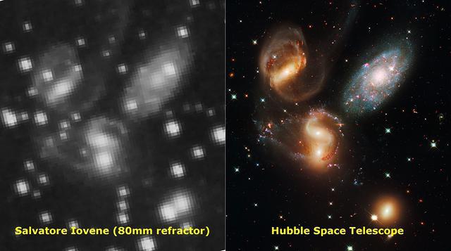 80 vs Hubble