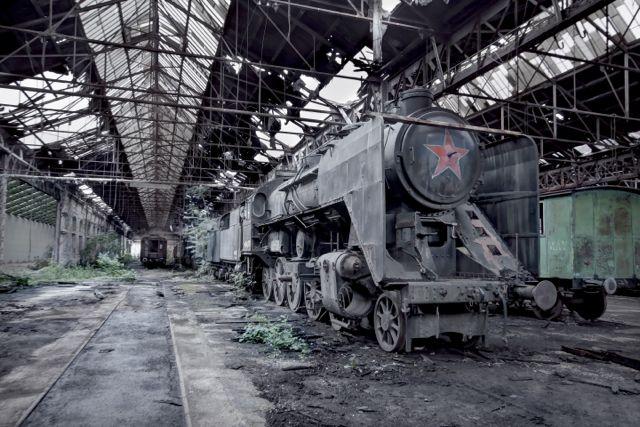 Communist Train