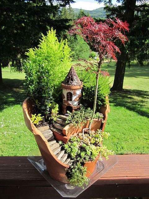 Flower Pot home