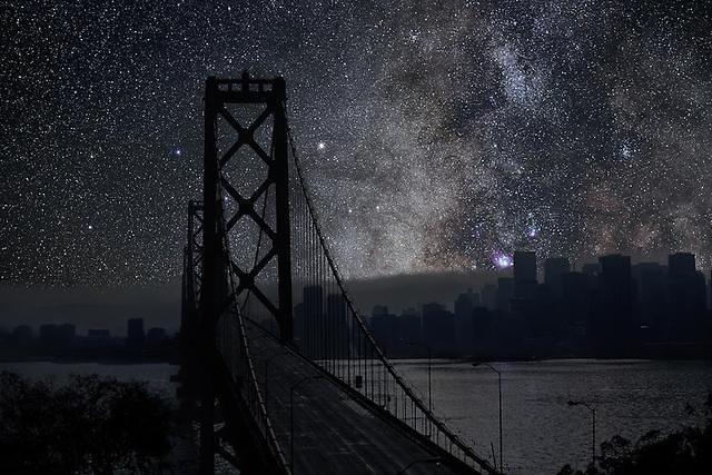San Frisco at night