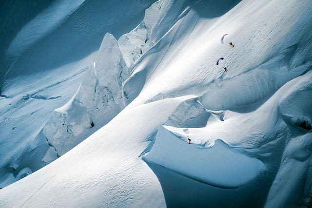 Parachute Ski 1
