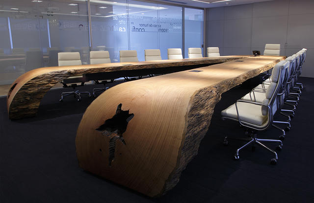 tree conference table
