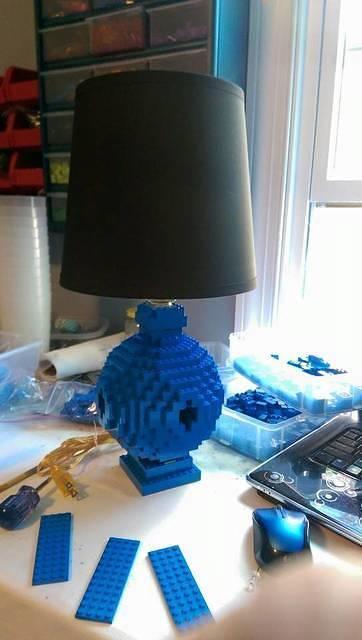 LEGO Lamp 1