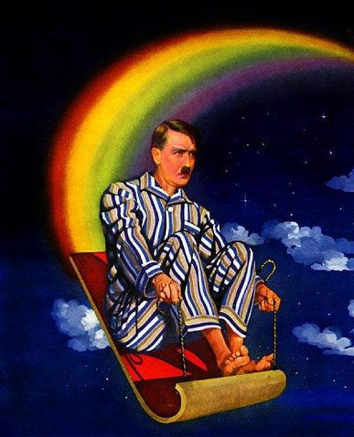 Hitler Rainbow