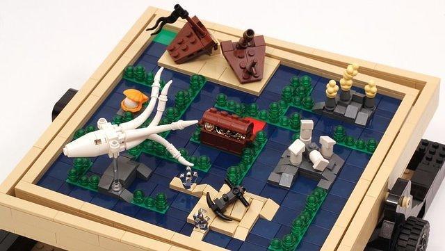 Underwater Maze