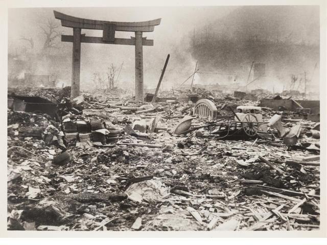 Nagasaki Devastation
