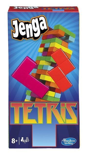 Tetris Jenga Box