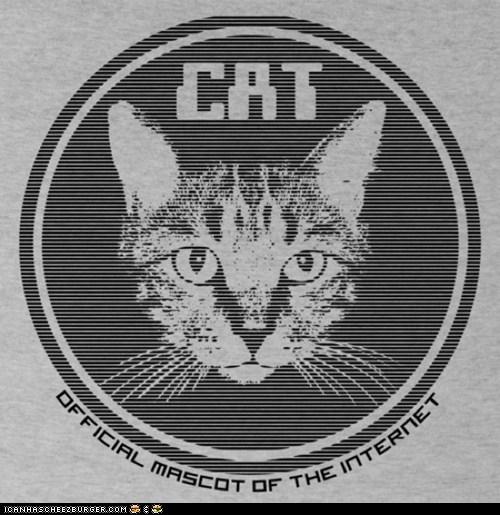 internet mascot