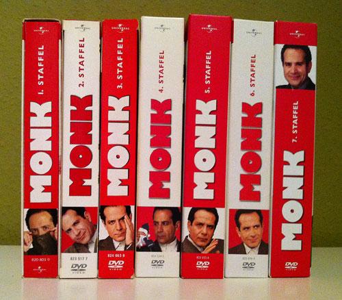 Monk Boxset
