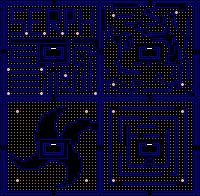 PAC-MAN mazes